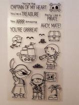 Stempel Pirat Jonny