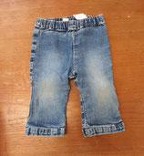 Jeans gefüttert Gr. 74 (14)