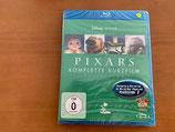Pixars komplette Kurzfilm Collection 2 Blue Ray NEU und OVP