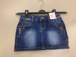 Stretch-Jeans-Jupe Gr. 122 (72)