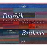 CD: Klavierquintette von Dvorak und Brahms