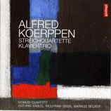 CD: Alfred Koerppen - Streichquartette