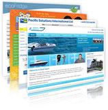 Website Pro Aktiv B Ideal für Unternehmen und Online-Shop-Besitzer.