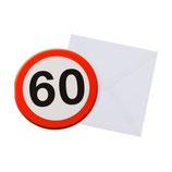 Verkehrsschild 60