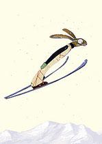 Erlbruch - Hasenflug