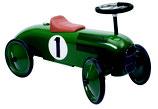 Rutscherfahrzeug grün