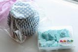 Baby Party - Cupcake Paket Junge