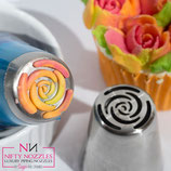 Sugar and Crumbs Nifty Nozzles - Spritztülle Rose