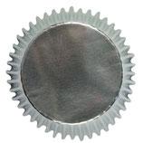 PME Mini Cupcake Förmchen silber (45 Stück)