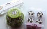 Fußball Party - Cupcake Paket
