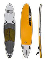 Lightboardcorp Allround 3 L Platin Freeride 12´4 x 33