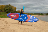 Sport Vibrations Touring Board 12´6 x 31