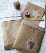 Gift Wrap + Gift Tag