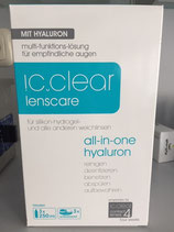IC Clear all in one hyaluron 3x 250ml