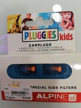 PLUGGIES kids Ohrstöpsel (special kids filters)