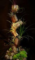 Kurs Dosentürmchen 2 Std. (nur Dosen mitbringen) inkl  Pflanzen 175.-