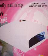 UV-Lampe 36 Watt - wird gebraucht um das UV-Harz auszuhärten