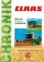 Claas Chronik - mehr als 90 Jahre Landtechnik