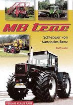 MB trac - Schlepper von Mercedes  Benz