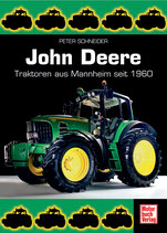 John Deere Traktoren aus Mannheim seit 1960