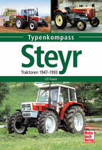 Typenkompass Steyr-Traktoren 1947-1993