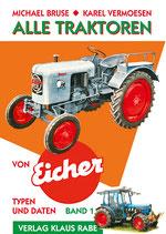 Alle Traktoren von Eicher Band 1