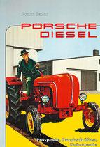 Porsche Diesel Prospekte