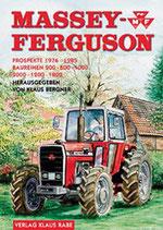 Massey Ferguson – Prospekte 1976 - 1985