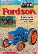 Fordson - Traktoren von Fordson & Ford 1917 -1964