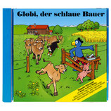 CD Hörspiel - Globi der schlaue Bauer