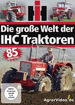 Die grosse Welt der IHC Traktoren