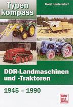 Typen Kompass DDR Landmaschinen
