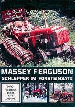 Massey Ferguson - Schlepper im Forsteinsatz