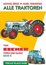 Alle Traktoren von Eicher Band 2