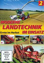 Moderne Landtechnik im Einsatz Teil 2