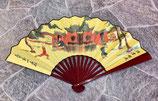 Fächer Shaolin Tempel