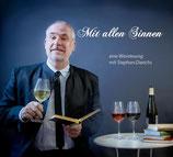 Mit allen Sinnen, eine Weinlesung  (1 CD)