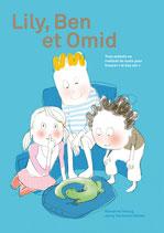 Lily, Ben et Omid in Französisch