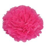 Pompom pink, 30 cm