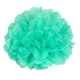 Pompom mint, 35 cm