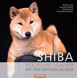 """Buch """"SHIBA der kleine Japaner mit dem grossen Lächeln"""""""