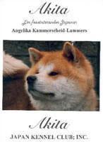 """Buch """"Akita - ein faszinierender Japaner"""""""