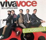 Musik-CD: Glücksbringer von Viva Voce. Die a capella Band