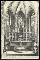 AK Schleswig Altarblatt im Dom    63/13