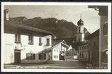 AK Deutsches Reich 1935 Oberammergau mit Labergebirge    5/19