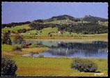 AK Haslacher See mit Auerberg, Panorama  61/28