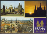 AK Praha Mehrbildkarte    57/45