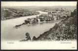 AK Passau – Gesamtansicht von 1906    5/3   kl