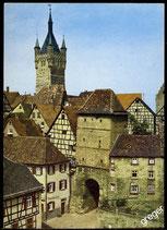 AK Bad Wimpfen am Neckar, Hohenstaufenturm    21-l