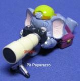Die Funny Fanten im Cluburlaub von 1995  - Pit Paparazzo  -   mit BPZ   -   5x